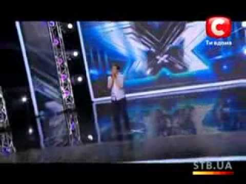 The X-factor Ukraine Season 2. Casting in Dnepropetrovsk. part 1