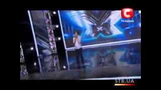 «The X-factor Ukraine» Season 2. Casting in Dnepropetrovsk. part 1