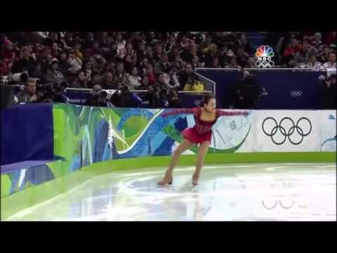 Mao Asada - Vancouver Winter Olympics 2010 (SP)