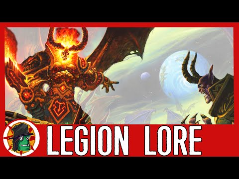 Burning Legion - World of Warcraft Lore