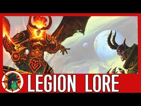 Burning Legion - World of Warcraft Lore