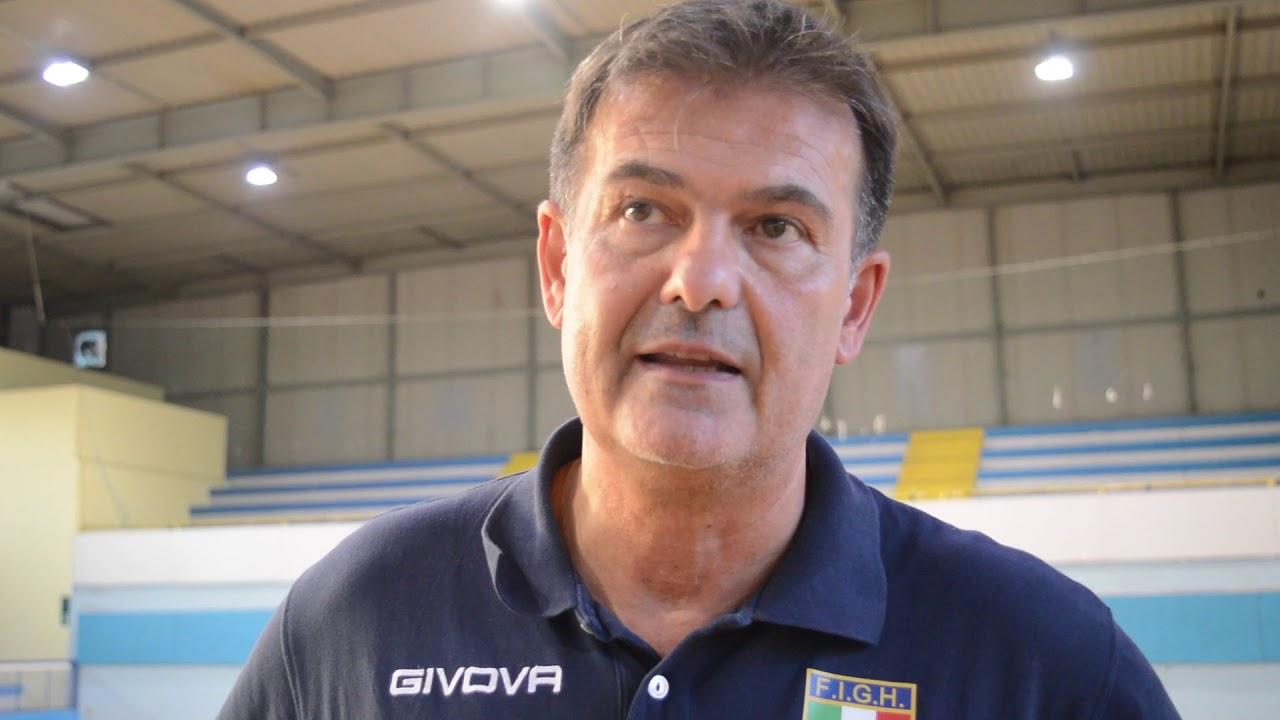 L'Italia torna in stage - Trillini: