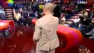 11.) Ajdar ANIK The world hyper star Pişti programı Sıfır Sıfır şarkısı