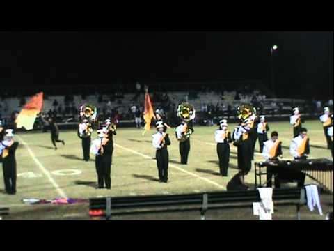 Liberty High School Half Time Show-11.10.11