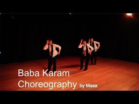 Baba Karam at Persian New Year Dance Show