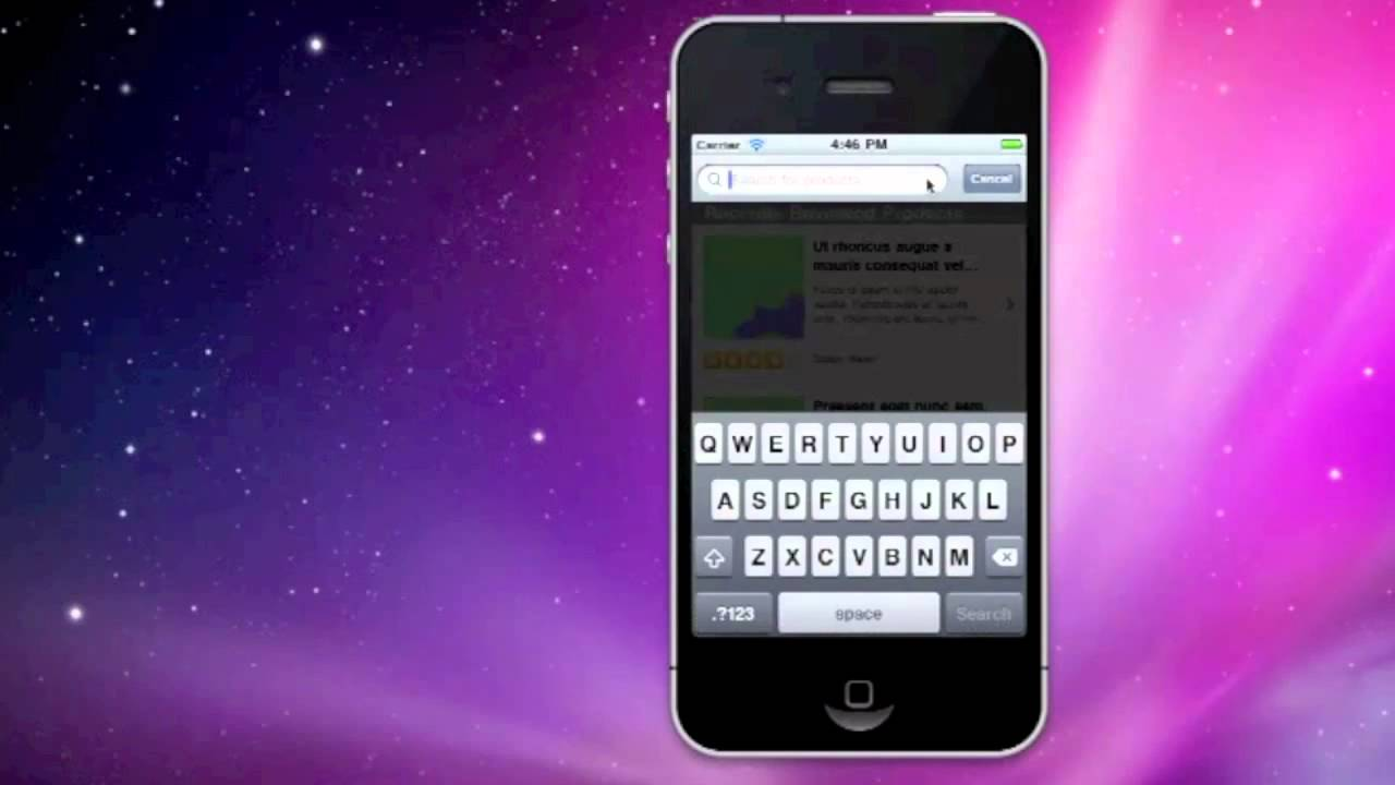 EMP iPhone by DaedalDevelopments
