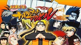 o Primeiro Naruto Shippuden Accel - Até Zerar!