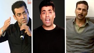 All Bollywood Celebs On BANNING Pakistani Actors