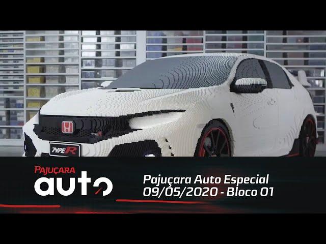 Pajuçara Auto Especial 09/05/2020 - Bloco 01
