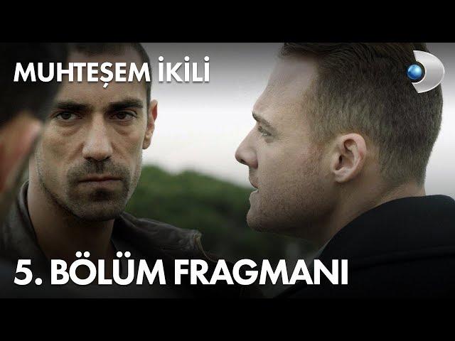 Muhte?em ?kili 5. Bölüm Fragman?