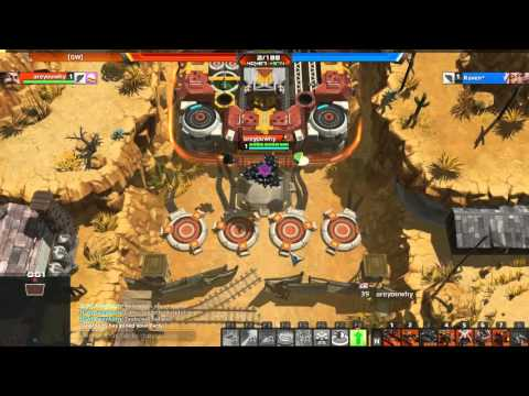 AirMech - Unstoppable Force: Session 1