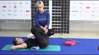 видео Гиперлордоз поясничного отдела позвоночника: особенности фитнес тренировки