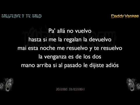 Sigueme y Te Sigo - Daddy Yankee (LETRA) New 2015