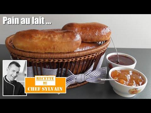 pain-au-lait---recette-par-chef-sylvain