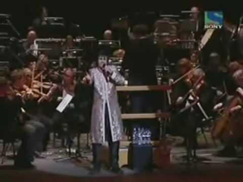 Sonu Nigam - Barbaad-e-Mohabbat Ki Dua - Rafi Resurrected - An Evening In London
