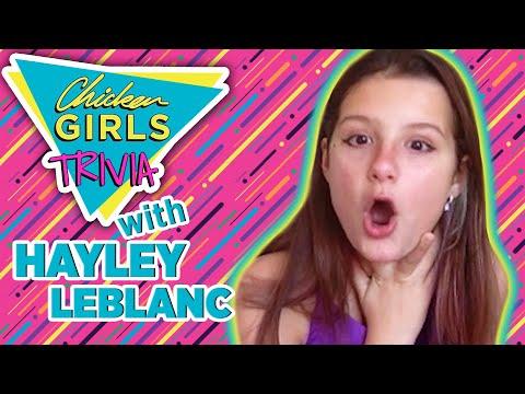 Chicken Girls Trivia With Hayley LeBlanc