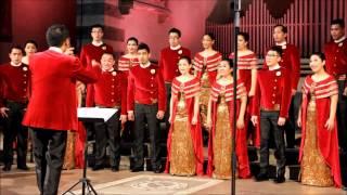 Batavia Madrigal Singers - Gloria Patri