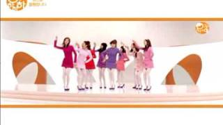 [mv] snsd - ha ha ha song full ver.