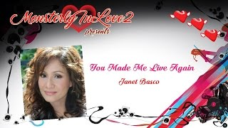 Janet Basco -  You Made Me Live Again