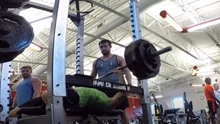 Went VEGAN and it lasted 4 days! 400lb paused & 152 body weight thumbnail