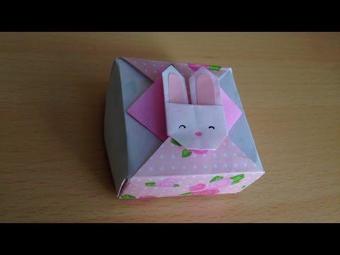 クリスマス 折り紙 折り紙 箱 簡単 : wn.com