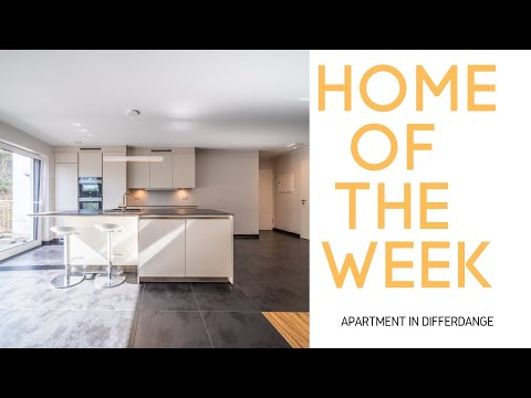 Home Of The Week - #024 Apartment Differdange