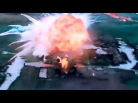Heavy Bombing in Vietnam War