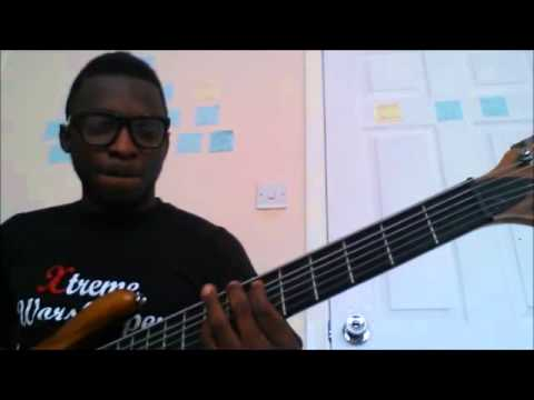 Glory and Honour - Youthful Praise Bass Cover
