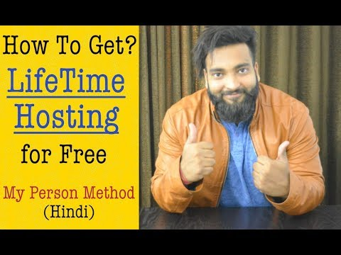 How To Get Lifetime Hosting for Free - My Personal Method