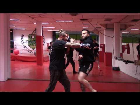 KSD Girona - P.F.S. JKD Training (Trapping Concepts)