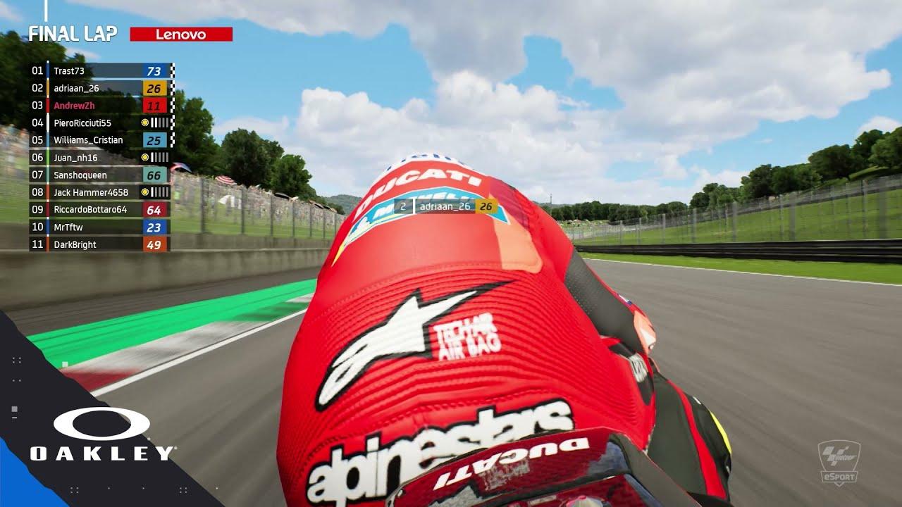 Top 5 Actions | 2021 MotoGP eSport Global Series Round 1