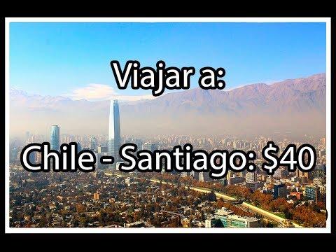 Parte 6 - Como viajar o migrar a Chile con 200$ | hasta Santiago con 40$