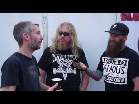 Krysthia Interview Bloodstock 2016