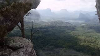 Best Thailand Tours - Hiking the Dragonback Mountain, Krabi, Thailand