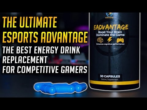 The Ultimate Brain-Boosting Supplement for Competitive Gamers
