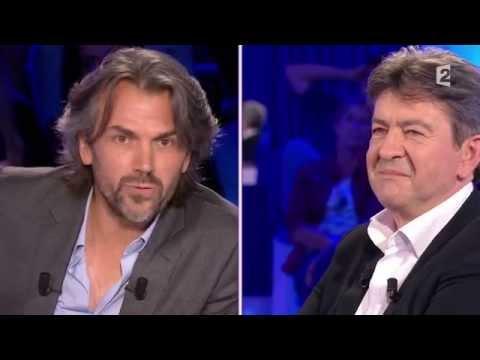 Jean-Luc Mélenchon - On n'est pas couché 18 octobre 2014 #ONPC