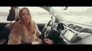 Мнение Лисы про Toyota Touch 2. Елена Лисовская рассказывает о Прадике