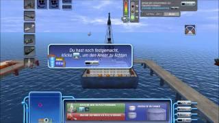 Oil Platform-Simulator 2011 PC German Gamplay by Meddox