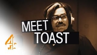 Toast of London | Sunday, 10:40pm | (New) Comedy on 4