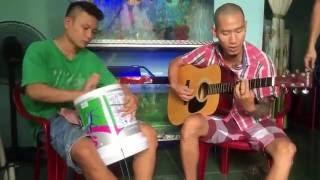 LK Nhạc Chế Bến Tre Hay - Trống Bảo Nhỏ, Guitar Tony Móm