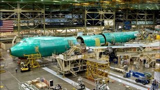 Мегазаводы. Boeing 747-8
