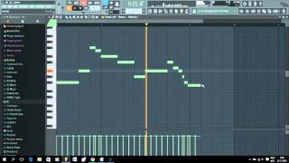 FL Studio 12 - Alan Walker - Fade Tutorial FREE FLP!!