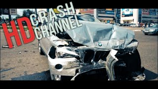 Daily car road accident compilation – 05 JULY 2015 – HD Crash Channel