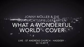 What a wonderful world - cover - live - Christmas in Haddeby 2019 - Olaf Senkbeil