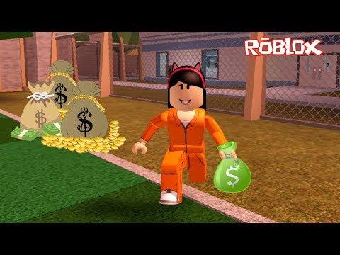 Roblox - ASSALTANDO O BANCO (Jailbreak)   Luluca Games