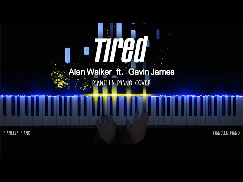 alan-walker---tired-(ft.-gavin-james)-|-piano-cover-by-pianella-piano