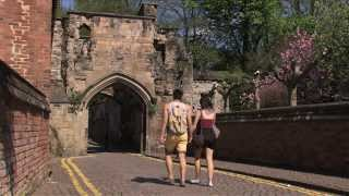 University of Leicester - Trailer 2013