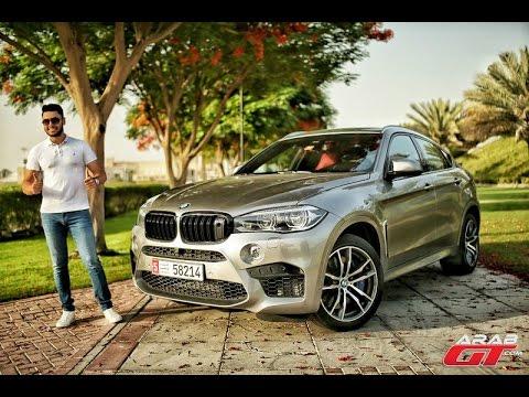 BMW X6 M 2016 بي ام دبليو اكس6 ام