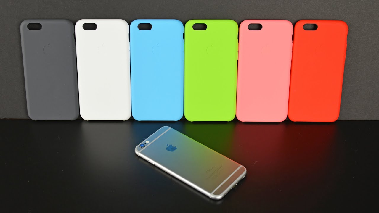 iphone 6 case slicone
