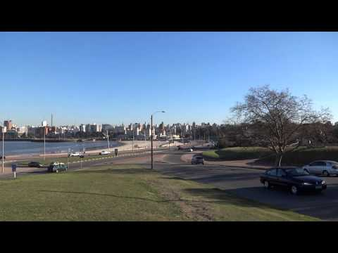 View of Montevideo Uruguay pre IFAJ 2013 in Argentina